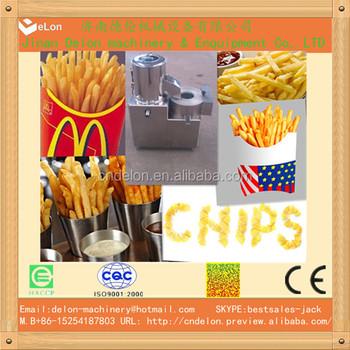 fries cutting machine
