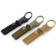 Hot Sale New Outdoor military Nylon Webbing Buckle Hook Water Bottle Holder Clip