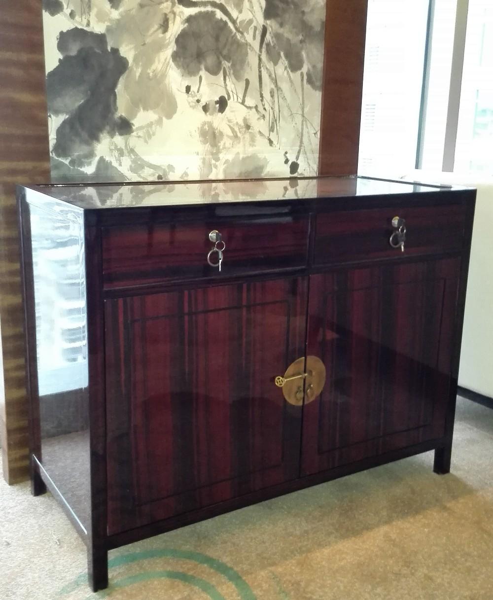 Moderne meubels italiaanse ontwerp gekleurde schilderen muur ...