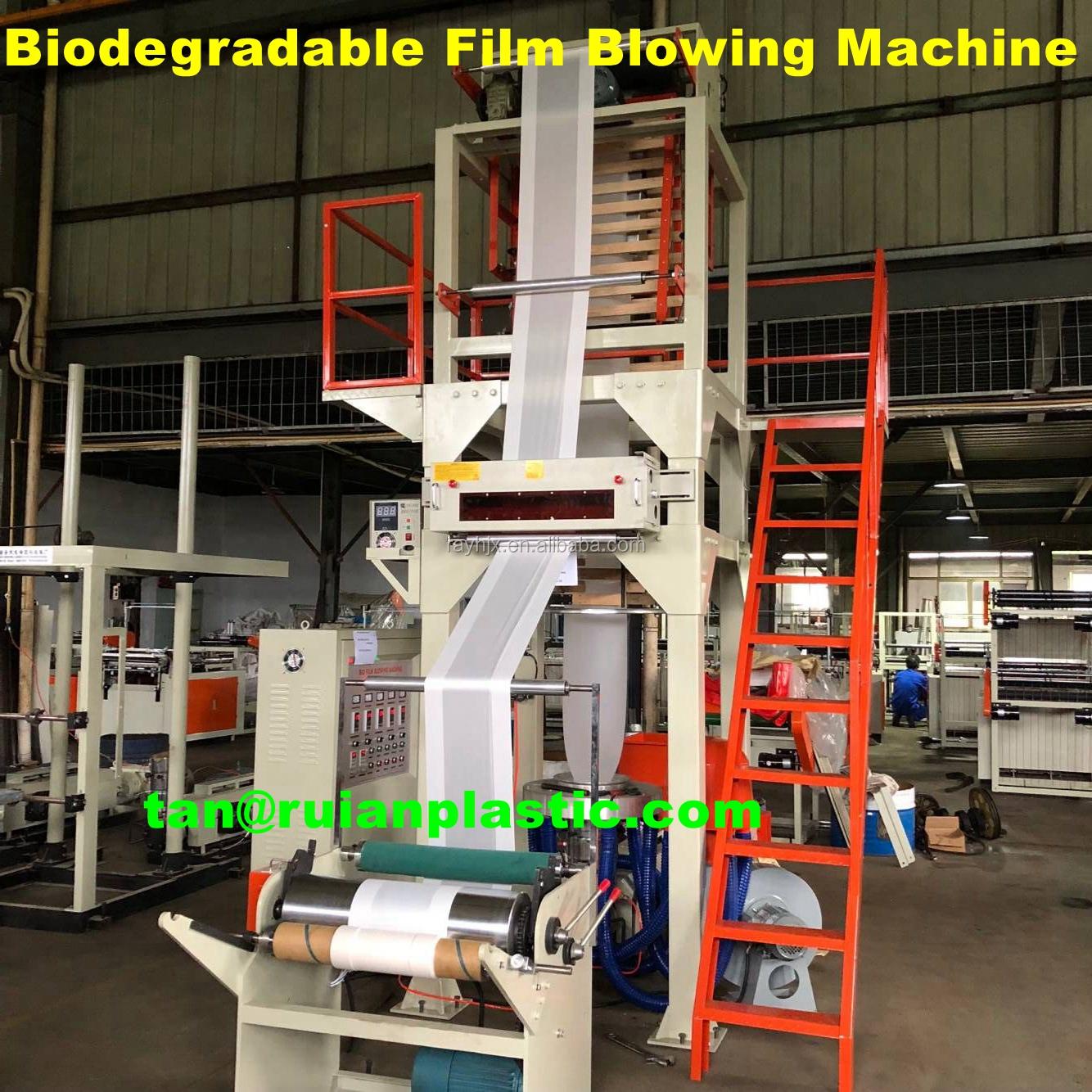 Biodegradable Film Blowing Machine