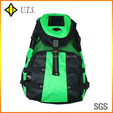 Top quality backpack Solar Rechargeable Bag