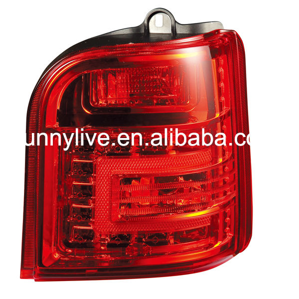 For PROTON PERODUA KANCIL LED Tail lamp 1994-2013 Year Red Color YZ