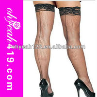 Popular cheap sexy transparent stocking