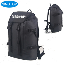 Waterproof travel hiking 35l foldable backpack with cover