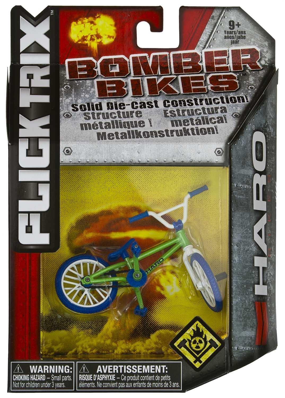 "Haro: Flick Trix ~4"" Finger Bomber Bikes Series"