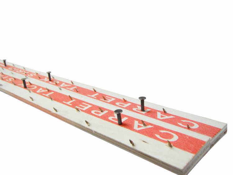 Easy Material and good price linyi birch ply premier woodok Carpet Installation Strip Give Better Holding
