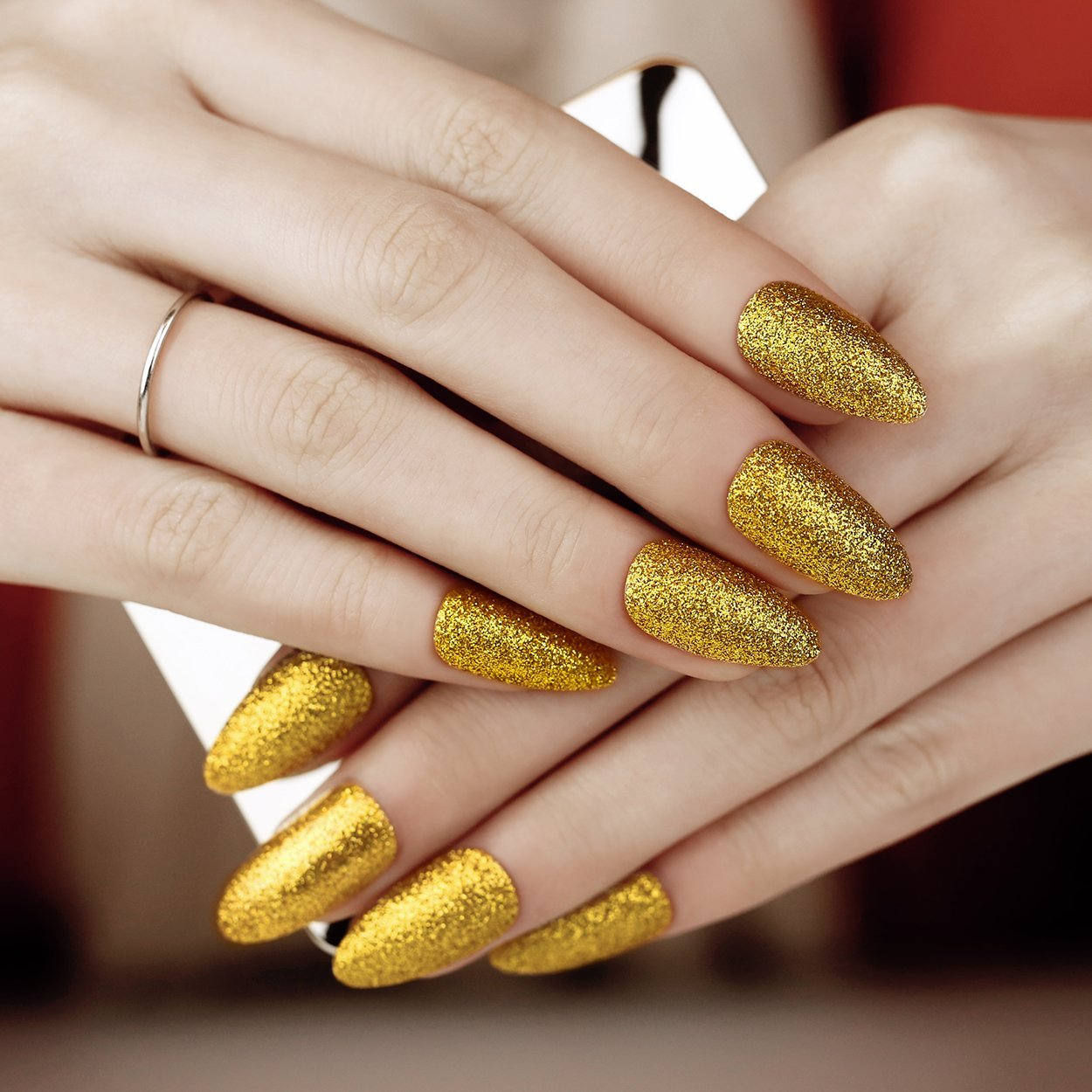 Cheap Fake Nails Glitter, find Fake Nails Glitter deals on line at ...