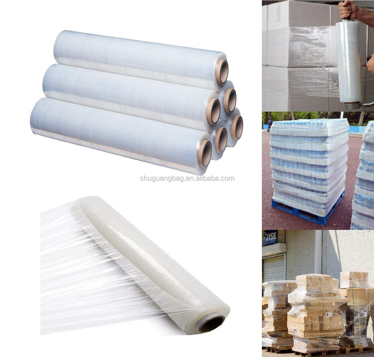 Pallet Stretch Wrap Film  (Thickness 20/23mic) 300 meters