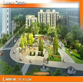 Urban Landscape Design Architect Services