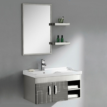 Chinese Antique Design Bathroom Vanity