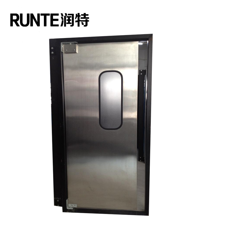 cold room double swing stainless steel doors manufacturers direct sales