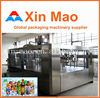 Customized vegetable juice negative pressure filling machine/filling equipment