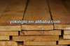 untreated lumber