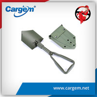 CARGEM small steel folding snow shovel made in china