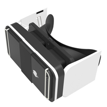 3D VR Headset Foldable Virtual Reality 3D Glasses Lightweight Portable Video Movie Game VR Box