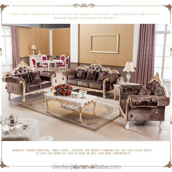 Fancy Soft Waiting Room Sofa Set