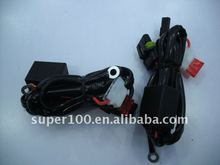 New 12v MOTO HID relay harness