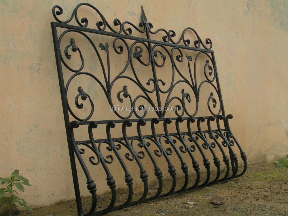 Decorative Wrought Iron Window Grill Design Iron Window