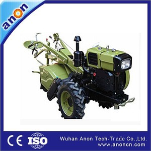 ANON China new design hot selling 7hp-20hp cheap compact tractor