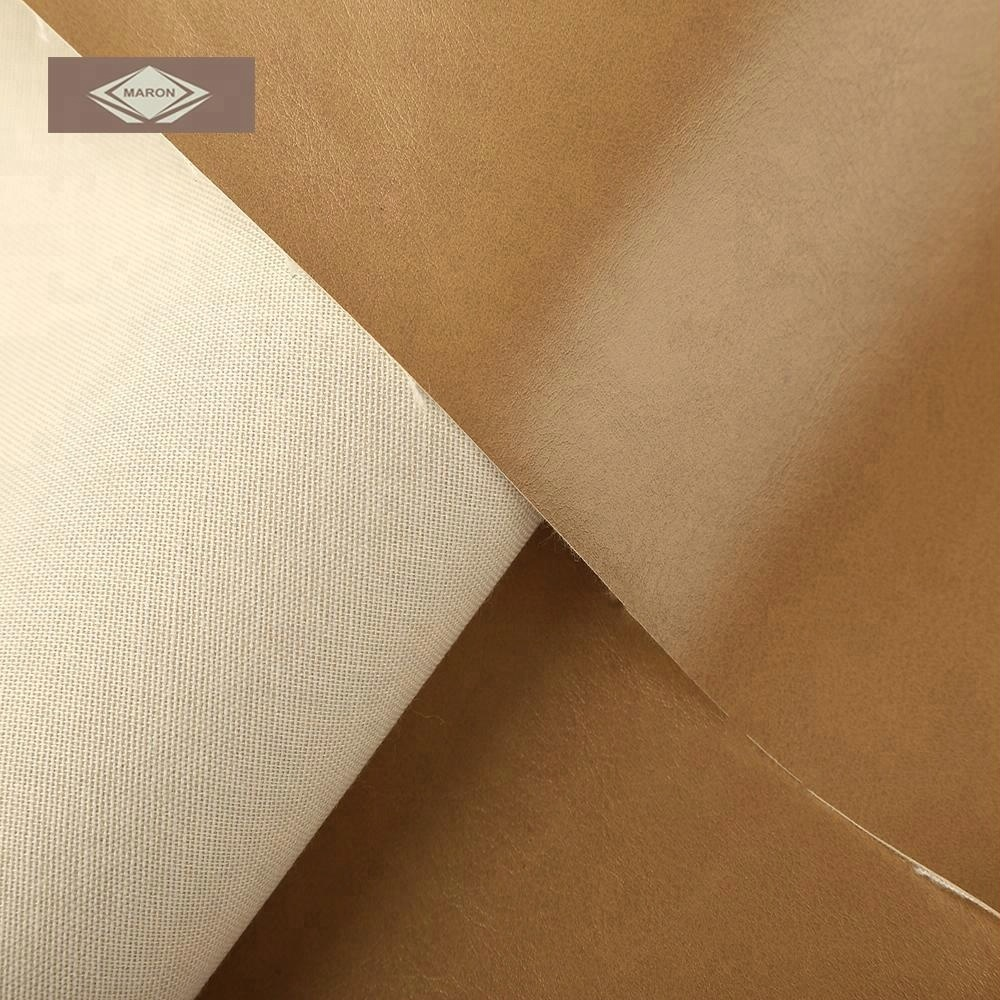 Bright Brown 100 PU Synthetic <strong>Leather</strong> Faux <strong>Leather</strong> for Sofa Upholstery Furniture Car Seats Cover