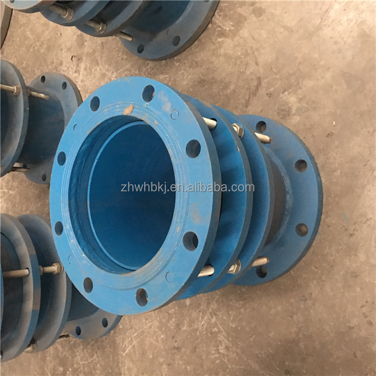 Flange connection dismantling joint metal expansion joints with stay bolts