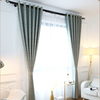 European style flower drapery curtain for your warm home