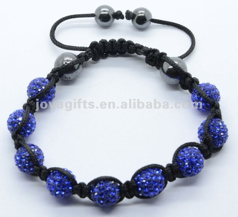 wholesale woven bracelet canadian wholesale jewelry shamballa bracelet 925 sterling silver fashion shamballa bracelet