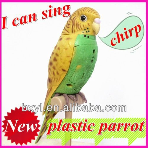 battery operated bird