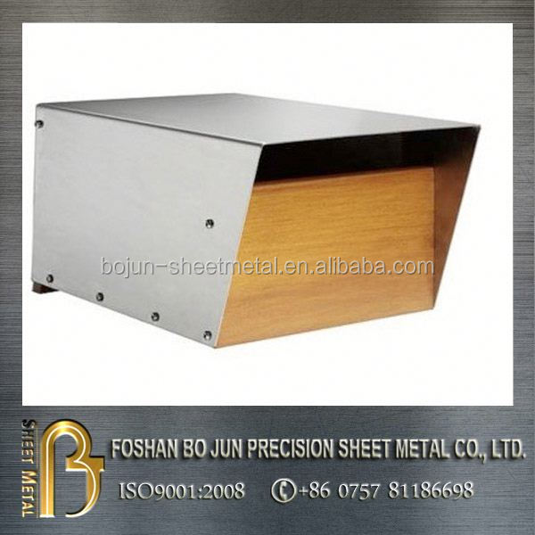 china manufacturer custom colored mailboxes