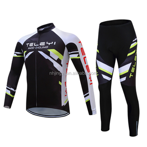 custom made racing set cycling lone sleeve motorcycle gear