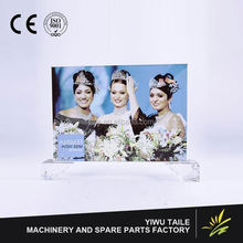 Best selling unique design wedding anniversary gift crystal trophy fast delivery