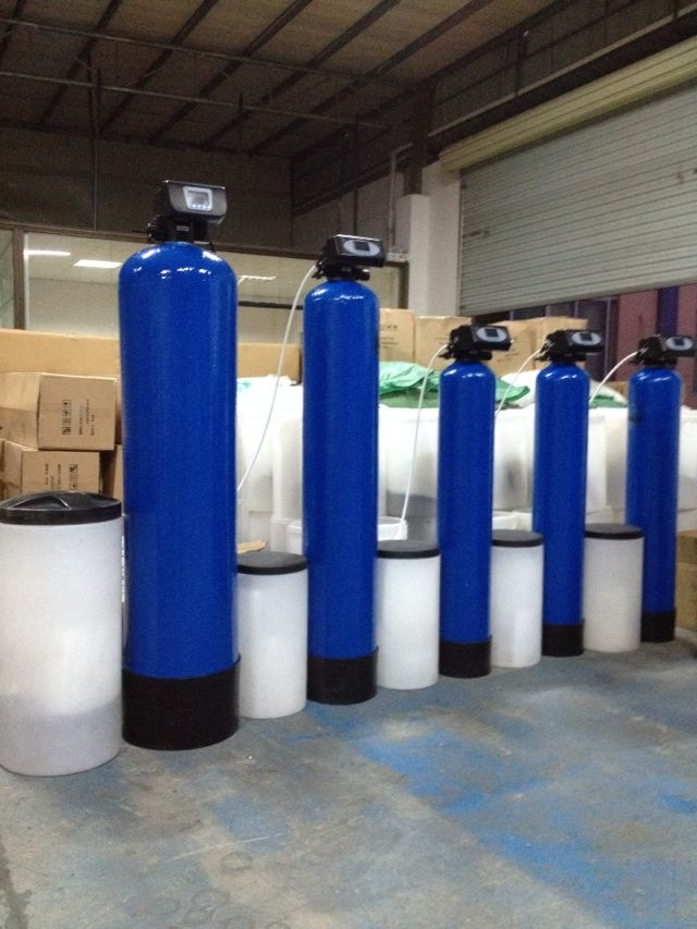 hot selling water softener for water pretreatment