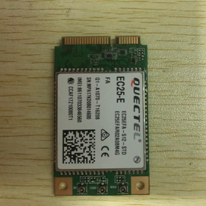 EC25 EC25-E Mini Pcie B1/3/5/7/8/20/38/40/41 4G FDD/TDD-LTE CAT4 Module for  Dell E6230 raspberry Replace EC20-E
