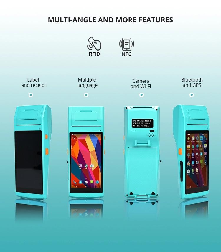 Giá Rẻ Cầm Tay Di Động Thông Minh Tất Cả Trong Một Thiết Bị Đầu Cuối Android POS