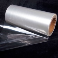 China factory High quality Plastic food grade density transparent BOPP film for printing and food packing