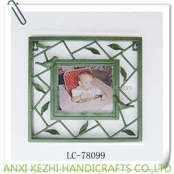 Easy Change Wrought Iron Frames With Bird - Buy Frames With Bird ...