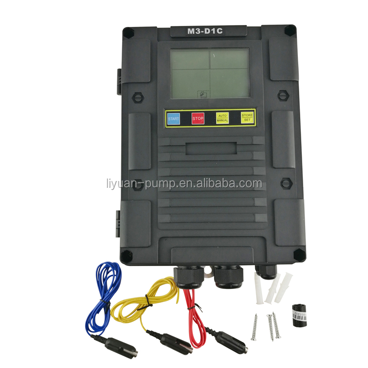 Standard Water Deep Well Submersible Pump Control Box