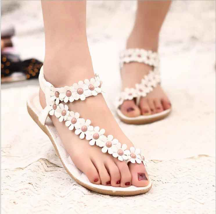 4f4613aef869f Get Quotations · 2015 new free shipping summer Bohemia sandalias mujer of  gladiator sandals women fashionable flower platform sandals