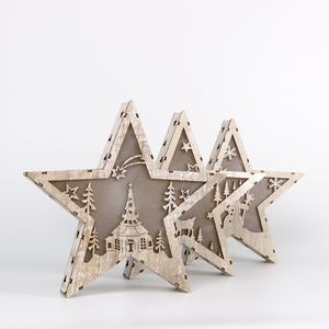 Wooden Star Decorate Box Supplieranufacturers At Alibaba