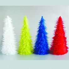 China Manufacturer Varieties Models Christmas Decoration Tree Yellow Christmas Tree