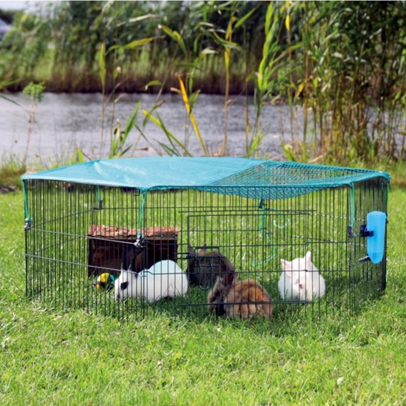 Most popular High quality indoor rabbit cages