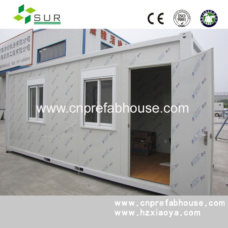 Heatproof and waterproof pre-made container house for sale nz