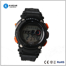 Branded fashion analog digital quartz watch OEM factory china wrist watch for men