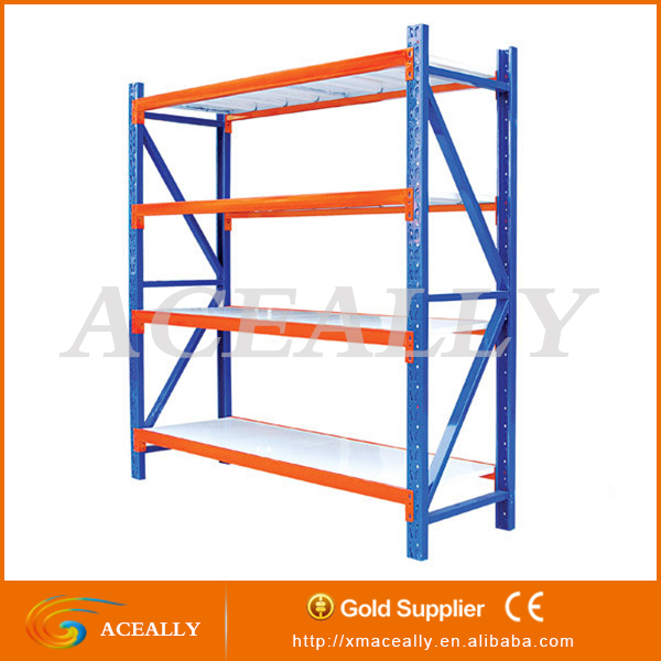 cheap Medium Duty Longspan Shelving with Multipurpose for Autoparts Warehouse