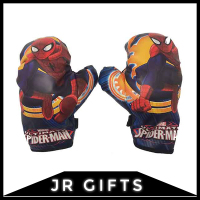 Quality Assured Colorful PU Leather punching bag gloves