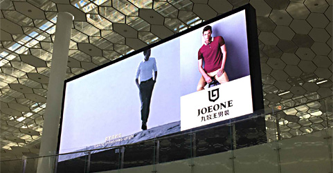 Indoor P5 Advertising Screen Shop Sign Small Led Display Board Price