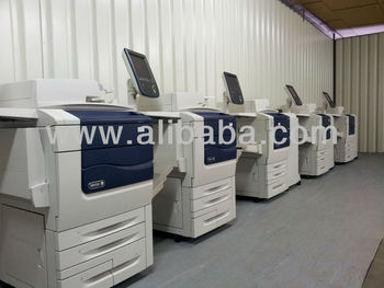 NEW XEROX COLOR 550 OR COLOUR 560 COPIER PRINTER SCANNER