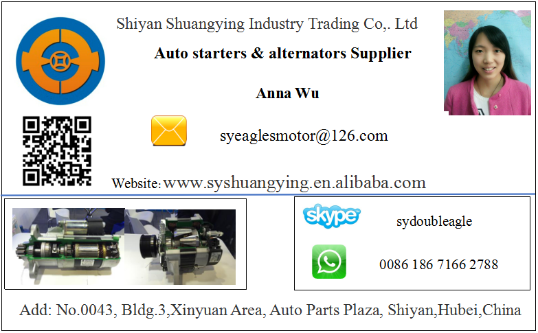 HIGH QUALITY STARTER MOTER 2280002011 2280002010 2810046130