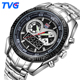 TVG 468 Men Quartz Digital Watch Brand Sports Clock Sport Military Wristwatch Army Analog Waterproof Watches