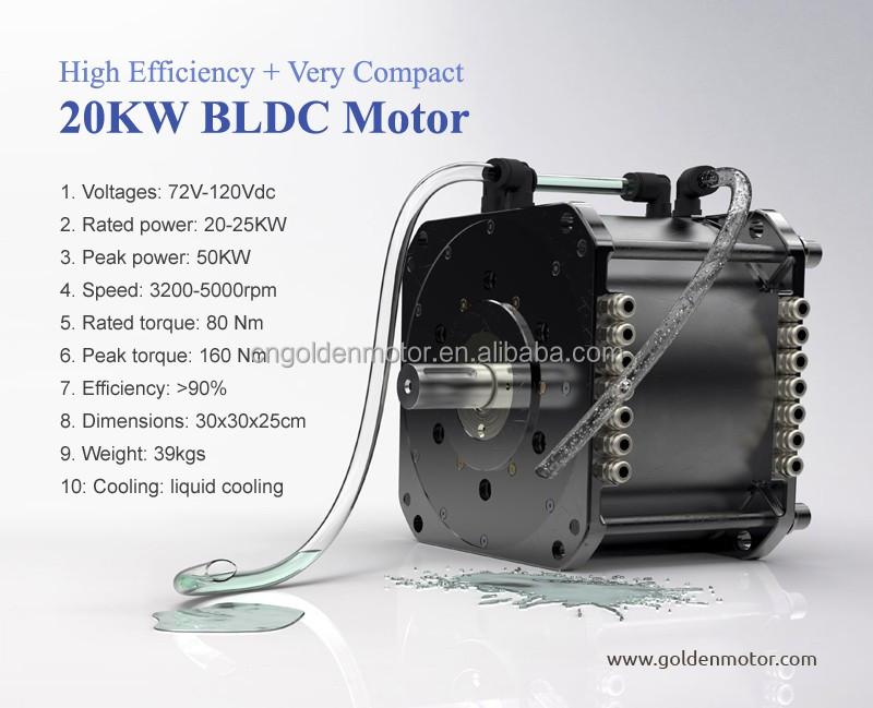 Wholesaler 50kw Bldc Motor 50kw Bldc Motor Wholesale